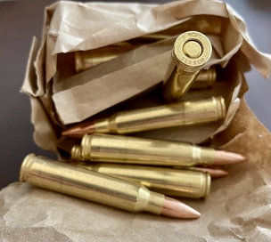 Barnaul .223 Remington 55gr Plated Brass (20 Rounds)