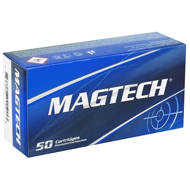 Magtech Sport 9mm Luger 124 Grain FMJ (50 Rounds)